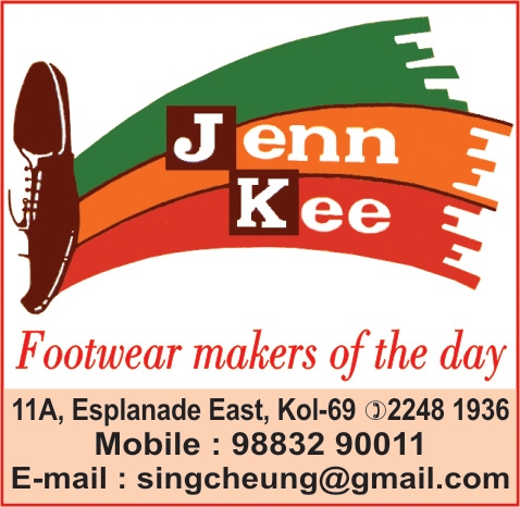 Footwear and Accessories, JENN KEE, Kolkata,  Yellow Pages, Kolkata, West Bengal