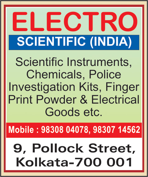 Chemicals, ELECTRO SCIENTIFIC (INDIA), Kolkata,  Yellow Pages, Kolkata, West Bengal