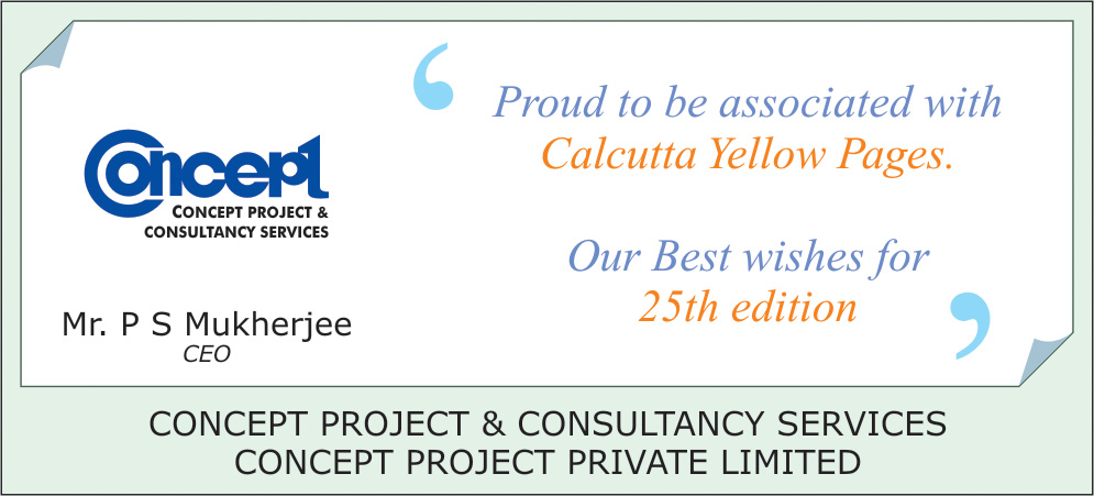 Our Well Wishers, CONCEPT PROJECT & CONSULTANCY SERVICES, Kolkata,  Yellow Pages, Kolkata, West Bengal