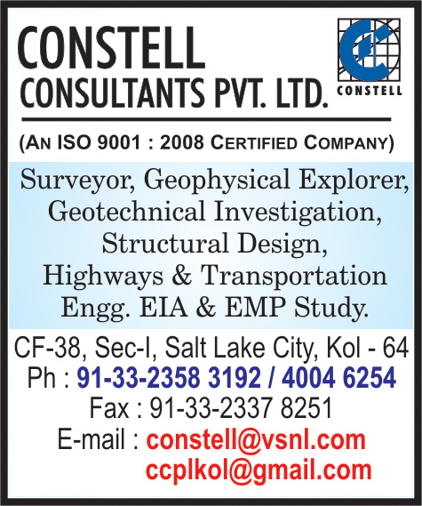 CONSTELL CONSULTANTS PVT LTD Consultants Engineering Kolkata Yellow Pages Kolkata West Bengal