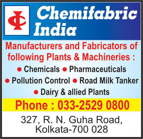 Chemical Plant Equipment, CHEMIFABRIC INDIA, Kolkata,  Yellow Pages, Kolkata, West Bengal