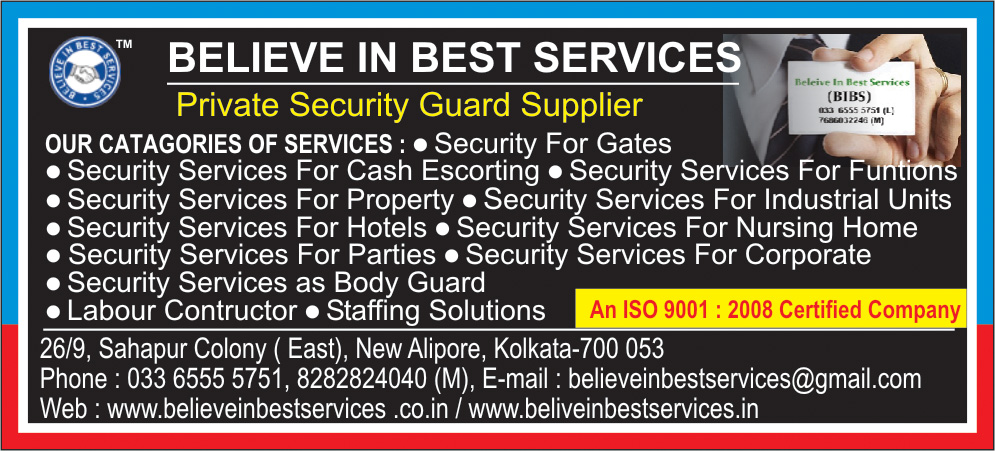 Labour Contractor, BELIEVE IN BEST SERVICES, Kolkata,  Yellow Pages, Kolkata, West Bengal