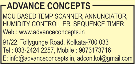 Electronic Process Control, ADVANCE CONCEPTS, Kolkata,  Yellow Pages, Kolkata, West Bengal