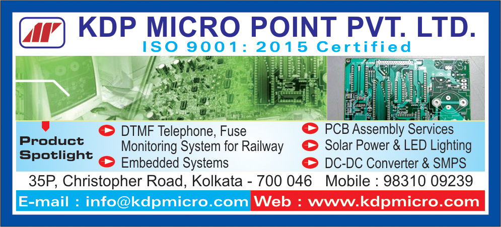 Electronic Control Equipment, KDP MICRO POINT PVT LTD, Kolkata,  Yellow Pages, Kolkata, West Bengal