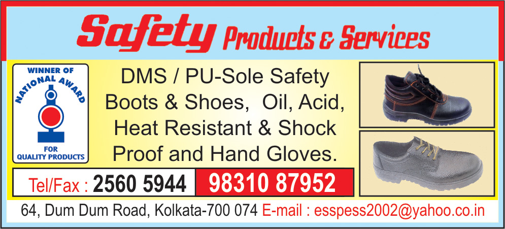 SAFETY PRODUCTS & SERVICES Safety Equipment and Clothing Kolkata Yellow Pages Kolkata West Bengal