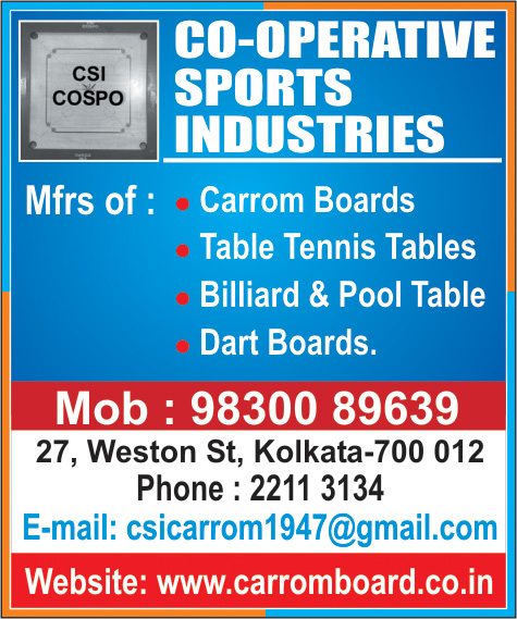 Sports Goods, CO-OPERATIVE SPORTS INDUSTRIES, Kolkata,  Yellow Pages, Kolkata, West Bengal