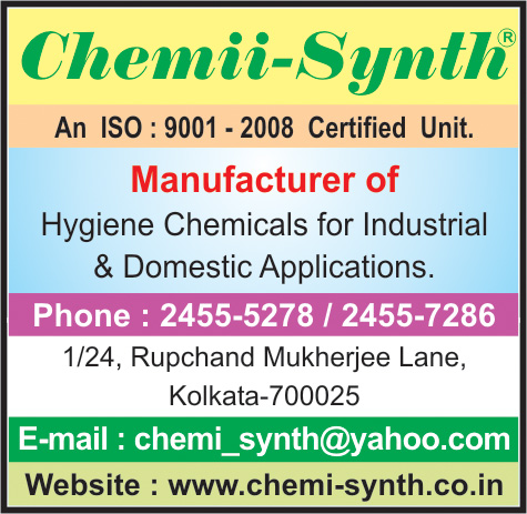 Soaps and Detergents, CHEMII-SYNTH, Kolkata,  Yellow Pages, Kolkata, West Bengal
