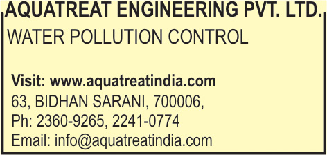 Pollution Control Equipment, AQUATREAT ENGINEERING PVT LTD, Kolkata,  Yellow Pages, Kolkata, West Bengal